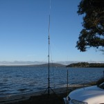 Buddipole set up at Lower King