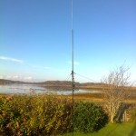 Portable operation using Buddipole in Bunessan, Isle of Mull