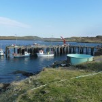 Kirkibost Pier Great Bernera