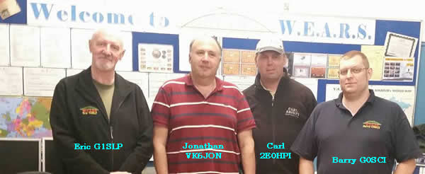 Wearside Electronics and Amateur Radio Society