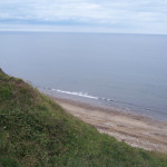 View from Durham Coast WWFF site